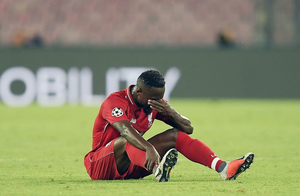That's FOUR Liverpool players injured on this international break now...  There's a tense wait on Naby Keita.  Full story: https://t.co/zuuIskHRA4