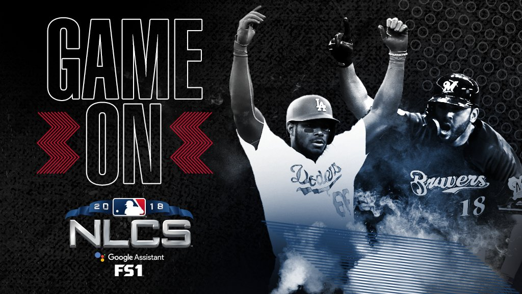 Time for a pivotal Game 4 in LA. #NLCS https://t.co/W8iKy2ZURl