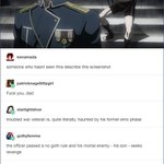 Image for the Tweet beginning: The power of Fullmetal Alchemist.