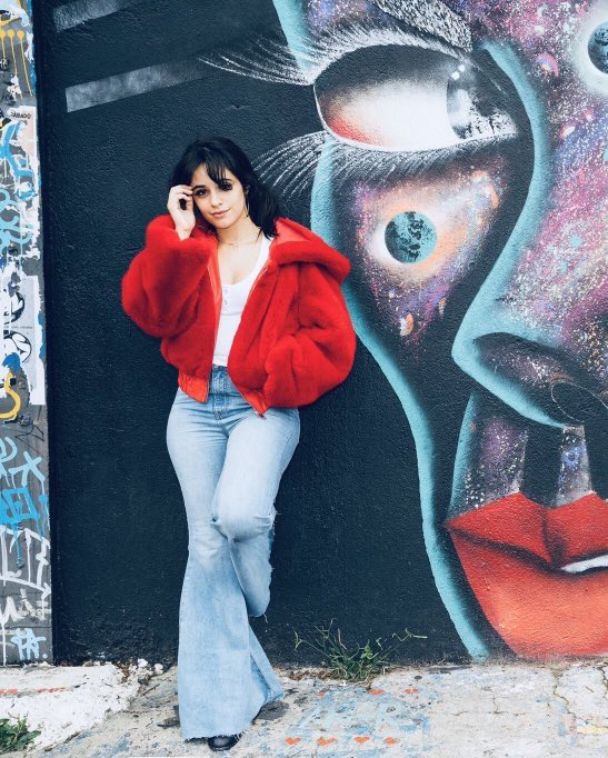 .@Camila_Cabello is that girl!