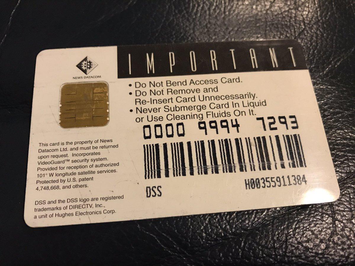 directv access card hack 2018