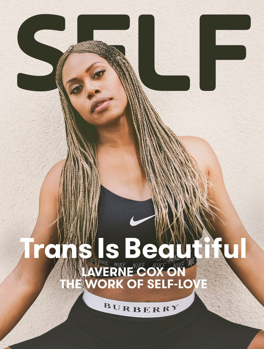 """1/ """"Loving myself is a practice. It is something that I must cultivate and it is something that I must consciously do or it will go away."""" 's  has become#transisbeautiful at once an affirmation, a mantra, and a rallying cry for self-acceptance: https://t.co/tPPNTfVtqZ"""