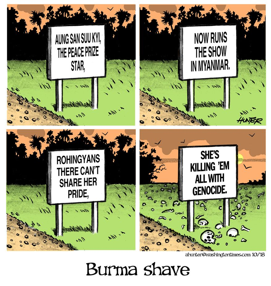 Burma : CARTOON DAY Burma shave politicalcartoons cartoons