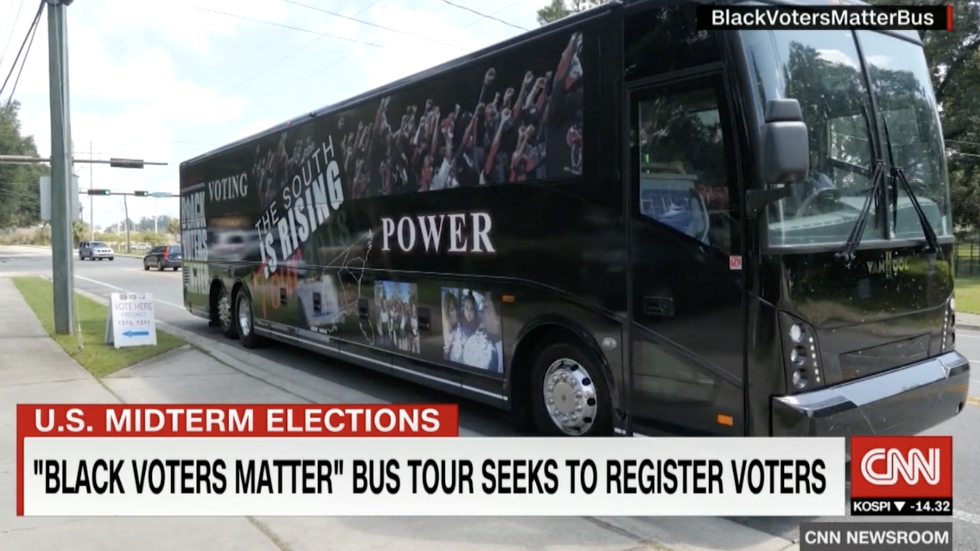 Dozens of black senior citizens ordered off bus taking them to vote https://t.co/APjuhByqZN