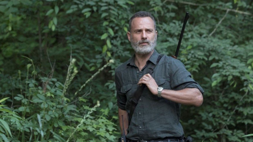 Rick Grimes   Andrew Lincoln's photo on #thewalkingdead
