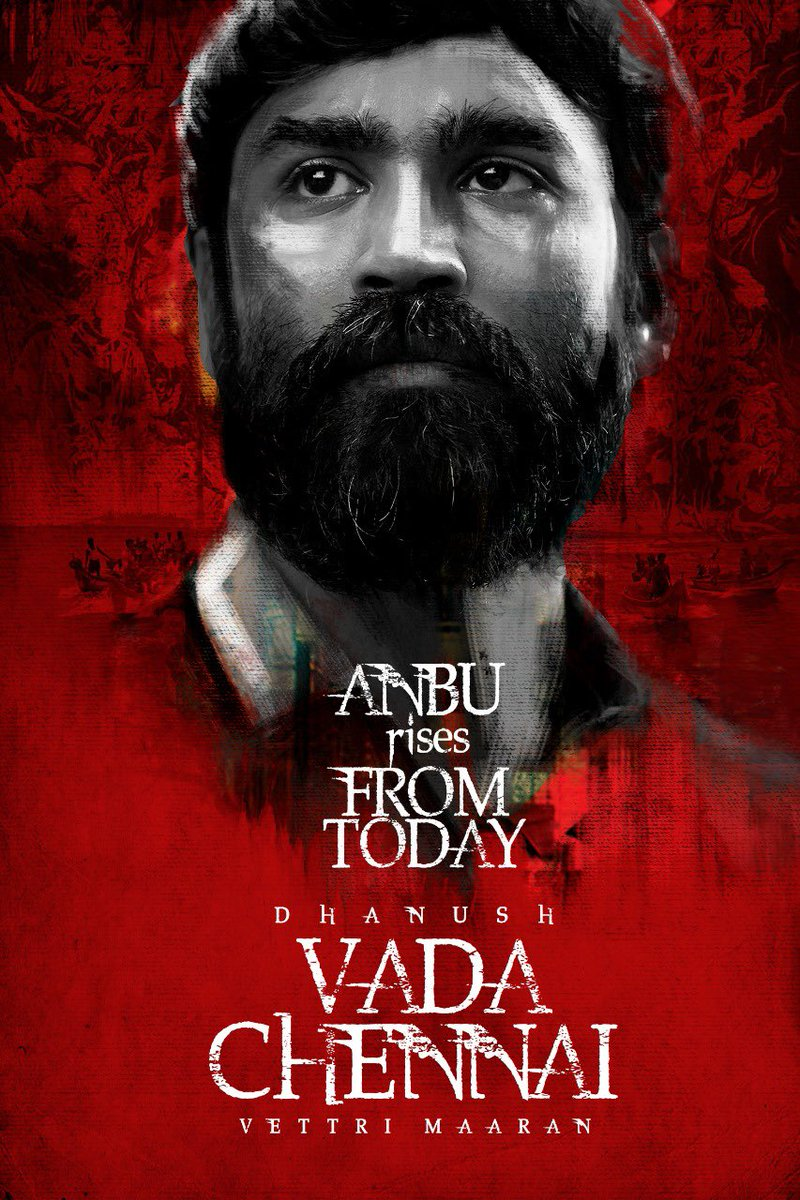 #VadaChennaiFromToday  Keep Watching On Theatres  Don&#39;t Believe Rating And Review&#39;s #VetriMaaran Sir Dreams Comes<br>http://pic.twitter.com/vMlDYVfR6W