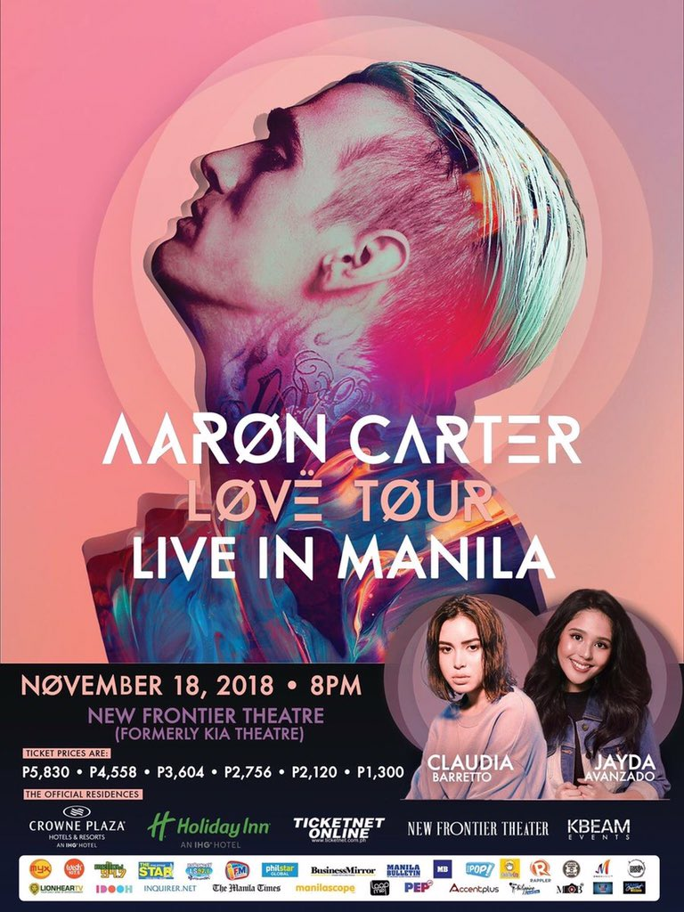 Can't wait to see you #MANILA! I'll be there NOV 18th at the @KiaTheatre! Get your tickets now !! @TicketNetPH   @Kbeamevents 🤗https://t.co/JOn93voANE