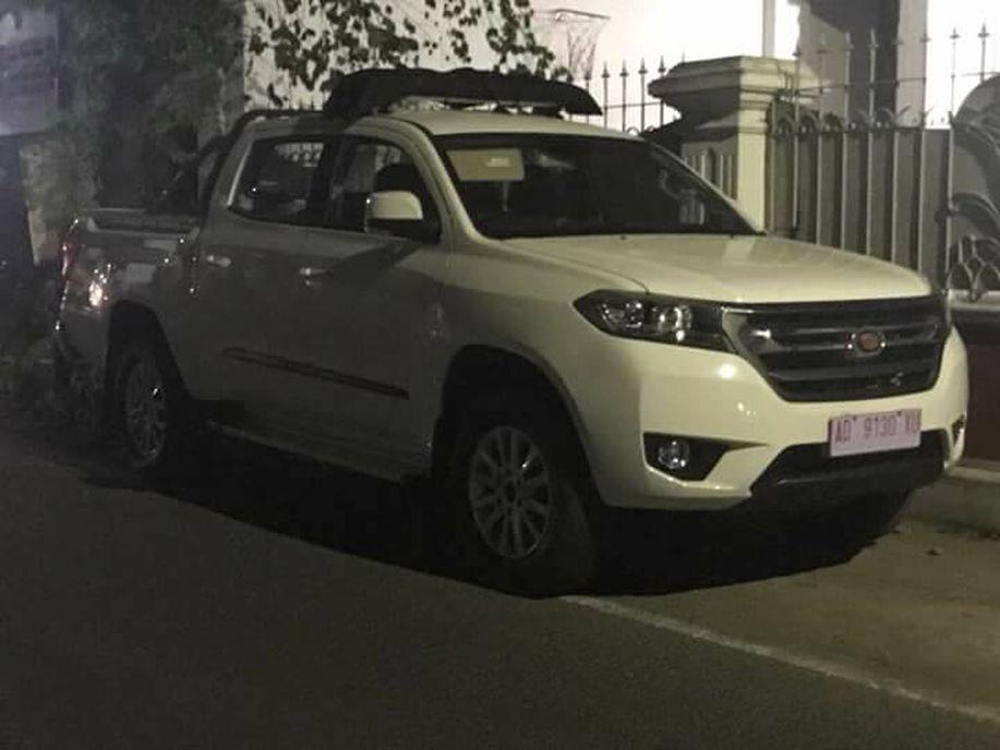 Ini Mobil Pikap Esemka yang Katanya Juga Mirip Mobil China https://t.co/9xArAP3gPS via @detikoto https://t.co/35i6S3329q
