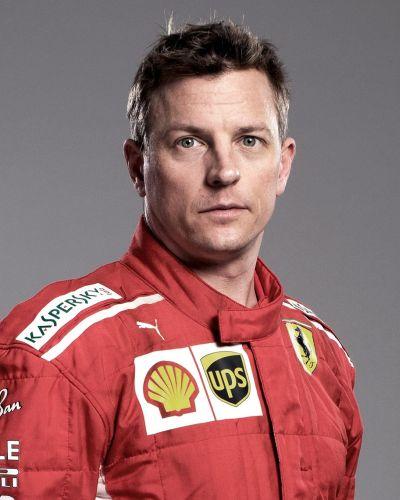 Happy to one and only Kimi Raikkonen