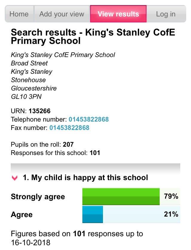 Kings Stanley School (@The_office_KSPS)