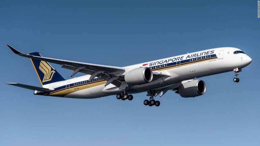 De Singapur a Nueva York: 5 cosas que aprendimos en el vuelo más largo del mundo https://t.co/Wdr72iKCbk https://t.co/GU81DvtjJY