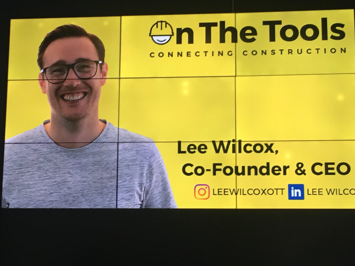 test Twitter Media - Getting ready to hear from founder Lee Wilcox @onthetoolstv https://t.co/l7k5LrVvni