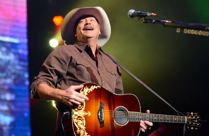 Happy 60th Birthday to living legend, Alan Jackson.