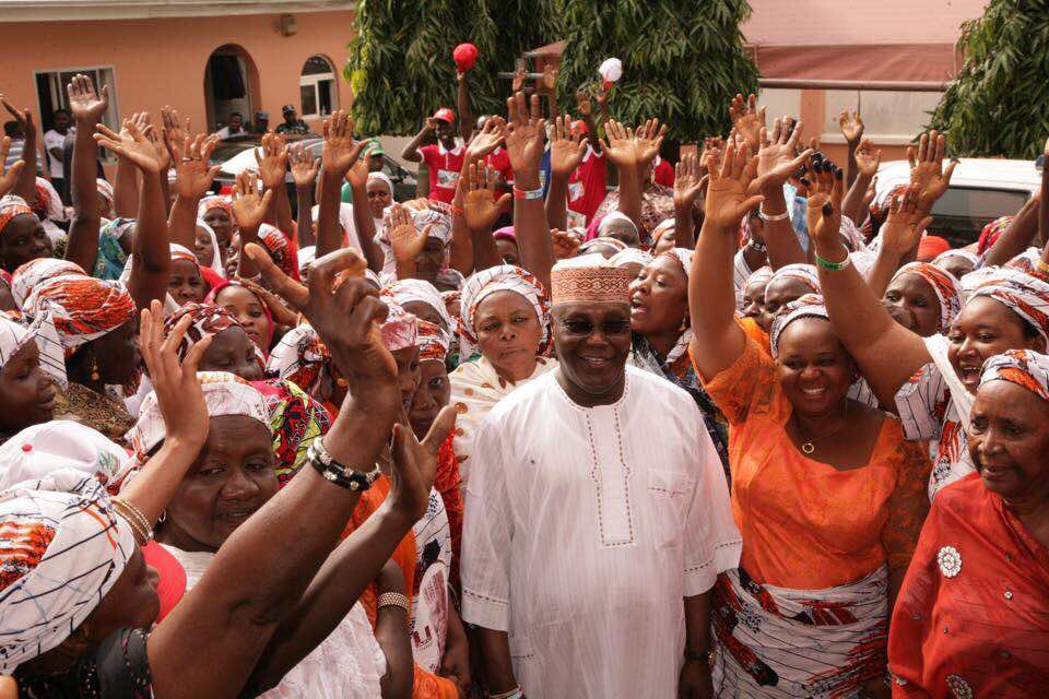 2019 presidency: 40% of cabinet will be women and youths – Atiku