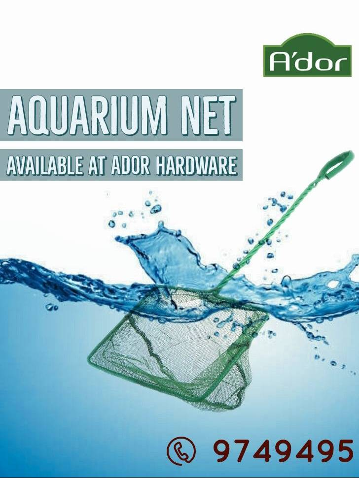 Cheap Price Hobby Aqua Fish Net. Fish & Aquariums