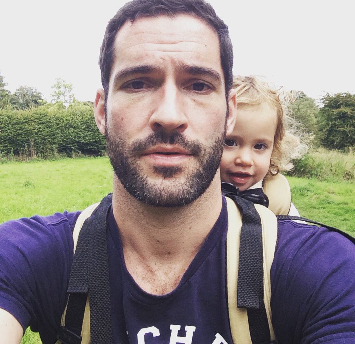 "New Videos And Picture Of Tom Ellis: Tom Ellis On Twitter: ""Hey @piersmorgan, A Man Carrying"