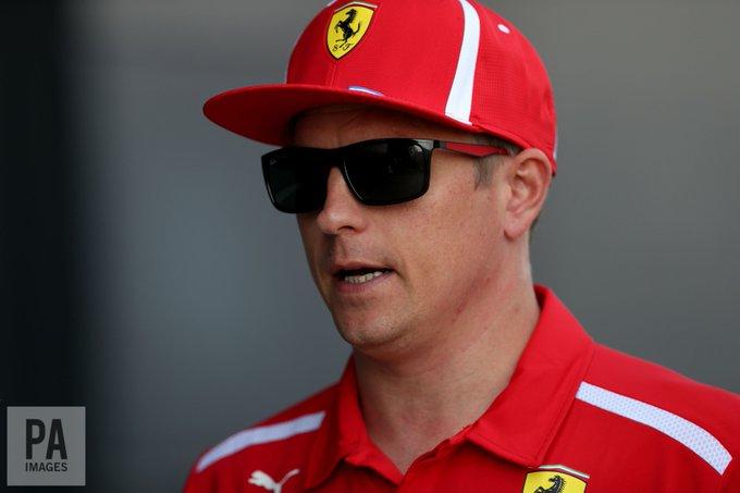Happy Birthday to Kimi Raikkonen. The Ferrari driver, who won the Formula One world title in 2007, turns 39 today.