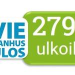 Image for the Tweet beginning: Uusi ulkoiluennätys Vie vanhus ulos