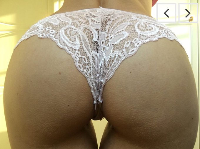 Did you see the champagne panties I have uploaded to my naughty store? https://t.co/Ui7QYwzAg2 https://t
