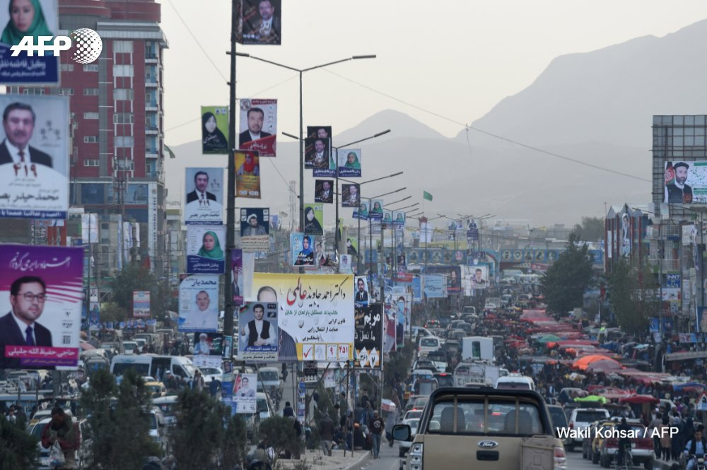 UPDATE Bomb under sofa kills Afghan election candidate in Helmand. Deadly violence has escalated ahead of the October 20 parliamentary vothttps://t.co/IKbKYPfjfce
