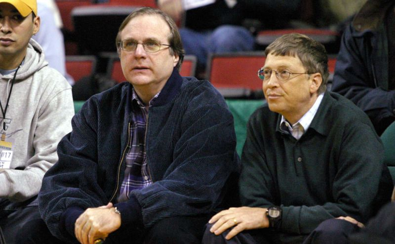 Bill Gates remembers Paul Allen: 'Microsoft would never have happened without Paul' https://t.co/X28dGQ7HN6
