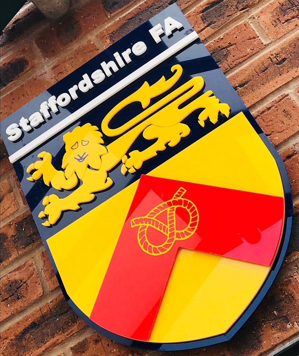 Staffordshire Senior Cup: Second Round Draw