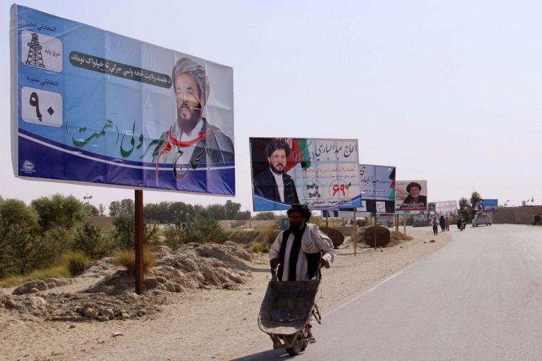 Bomb kills #Afghan #election candidate, wounds 7: Officials https://t.co/Y93TJ8vBP3