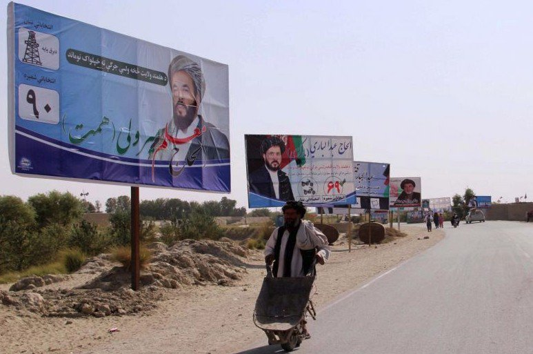 Bomb kills #Afghan #election candidate, wounds 7: Officials https://t.co/Kb1xs6nEy9