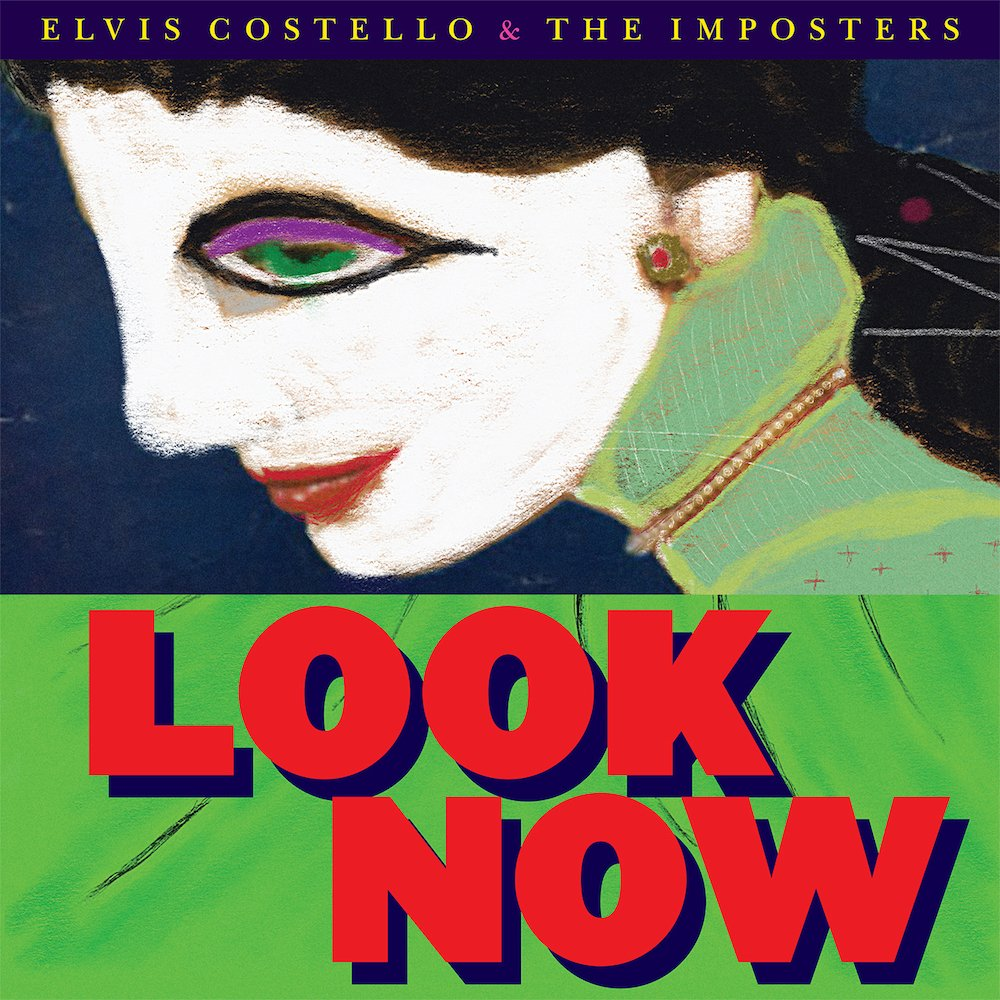 "#LookNow - Out Now! @RollingStone said of Elvis Costello & The Imposters new album... ""Sharp, sophisticated…effortlessly tuneful…the kind of wry, well-observed pop classicism that's been the hallmark of his genius."" Get Your Copy Here…. found.ee/elviscostello_…"