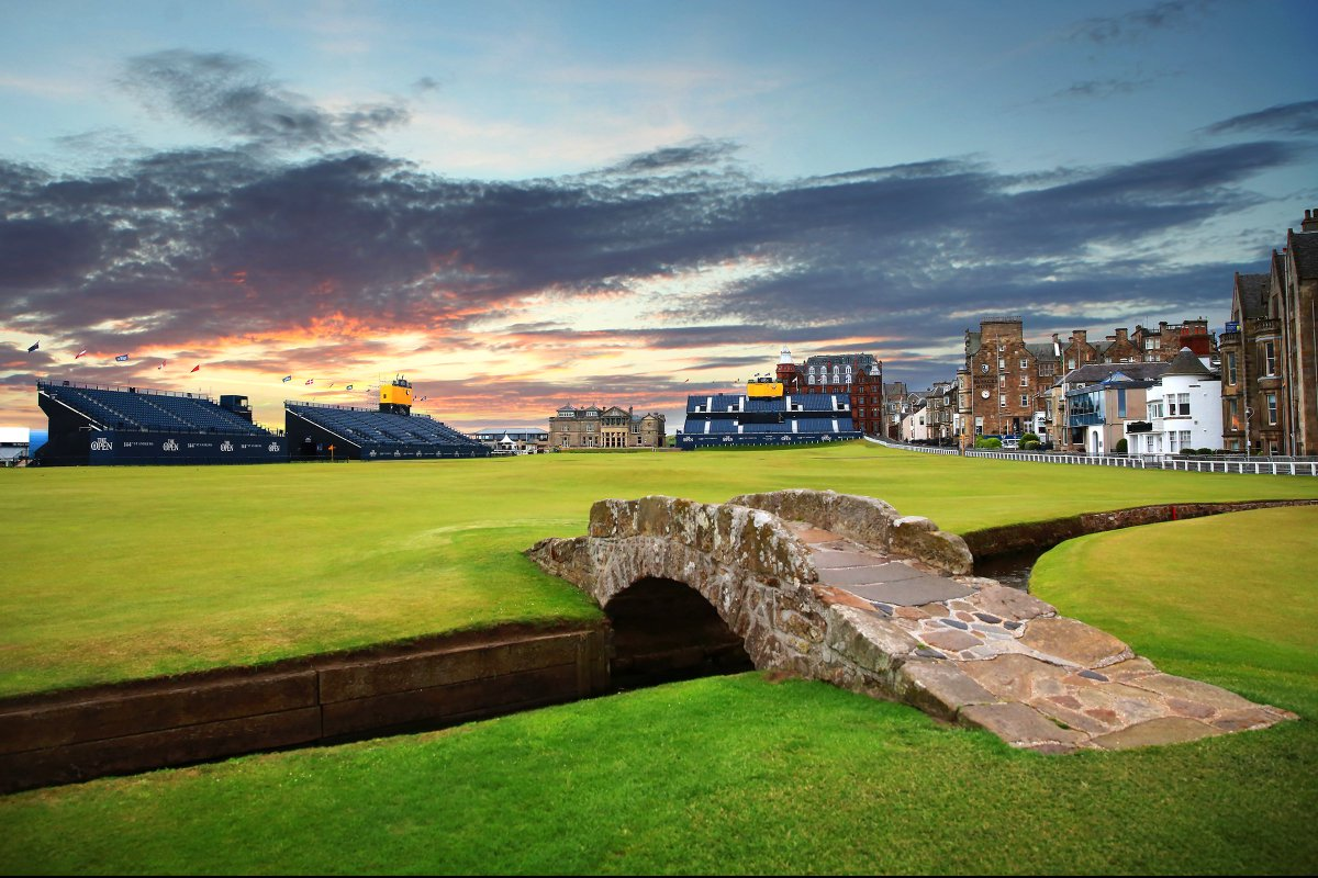 #OnThisDay 158 years ago, #TheOpen was played for the first time. Since then, the Old Course has hosted the Championship 29 times - more than any other venue.