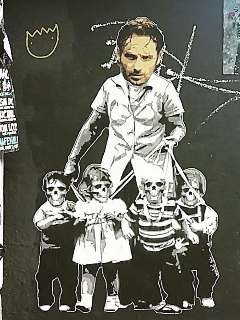 Marshal Arts's photo on #thewalkingdead