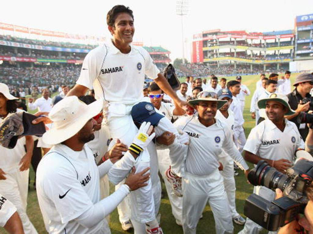 Happy Birthday Anil Kumble: Jumbo turns 48