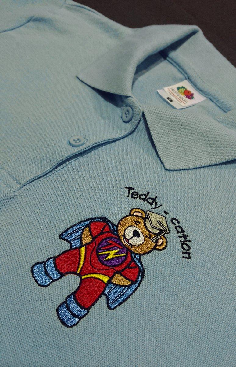 Wizard Embroidery On Twitter Teddy Cation Teddyneuron