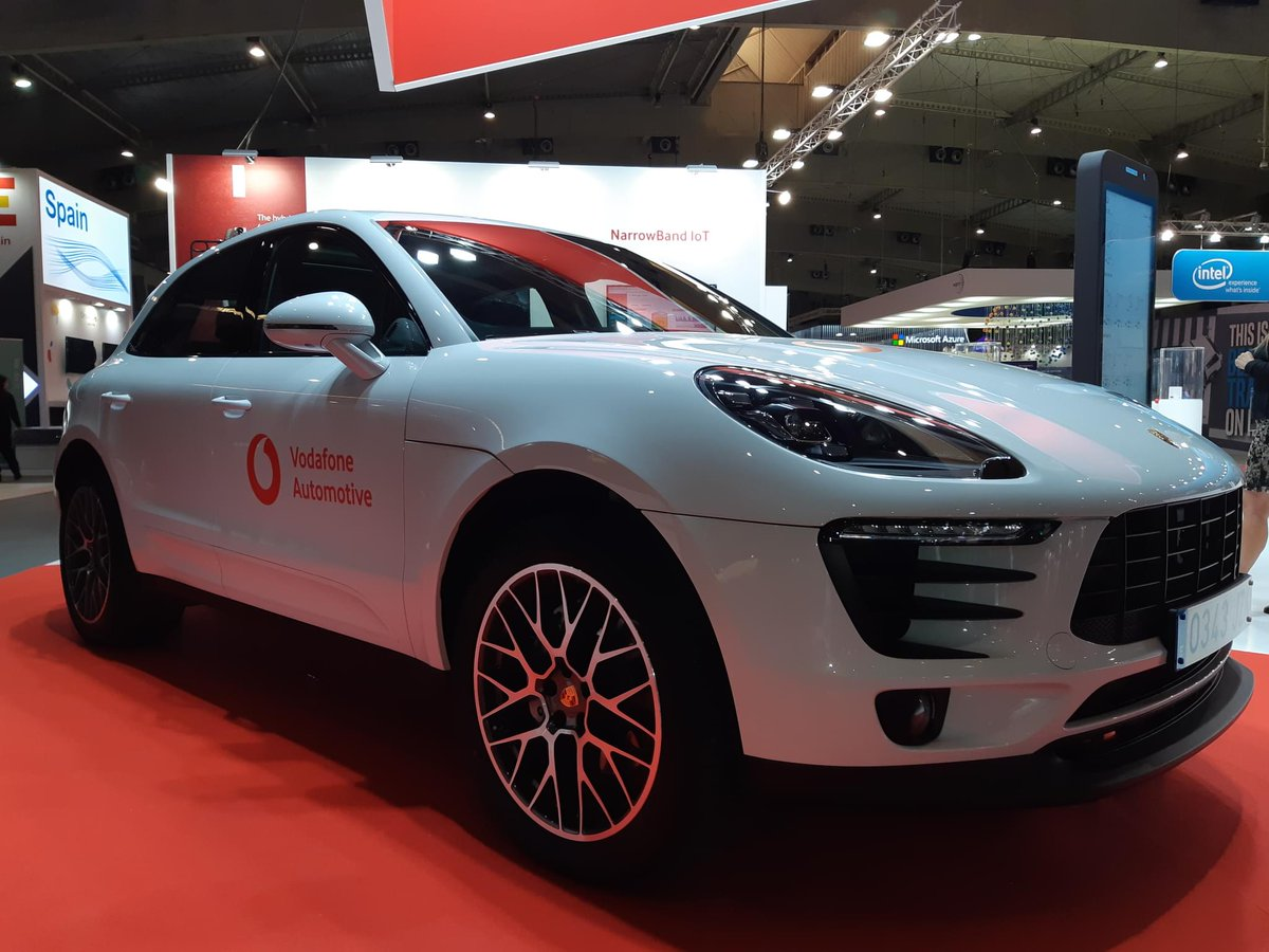 Vodafone Automotive On Twitter Have You Seen The Connectedcar At
