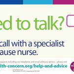 Image for the Tweet beginning: Do you need to talk