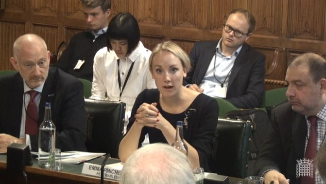 Our Executive Director, @ELPinchbeck, @OrstedUK's Benj Sykes and @ORECatapult's Andrew Jamieson are currently in front of the @BEISgovuk Committee to give evidence on the #offshorewind industry and make the case for an ambitious Sector Deal. https://t.co/smUYmkSikH