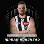 Jordan Roughead Twitter Photo