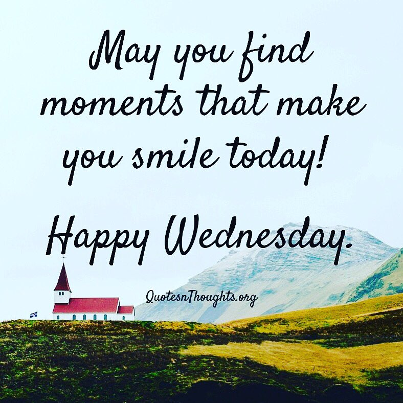 Good morning friends &amp; hello Wednesday! Every day brings moments to make you smile-even if you have to look harder on some days #bfc530 <br>http://pic.twitter.com/PBnT1FgPz4