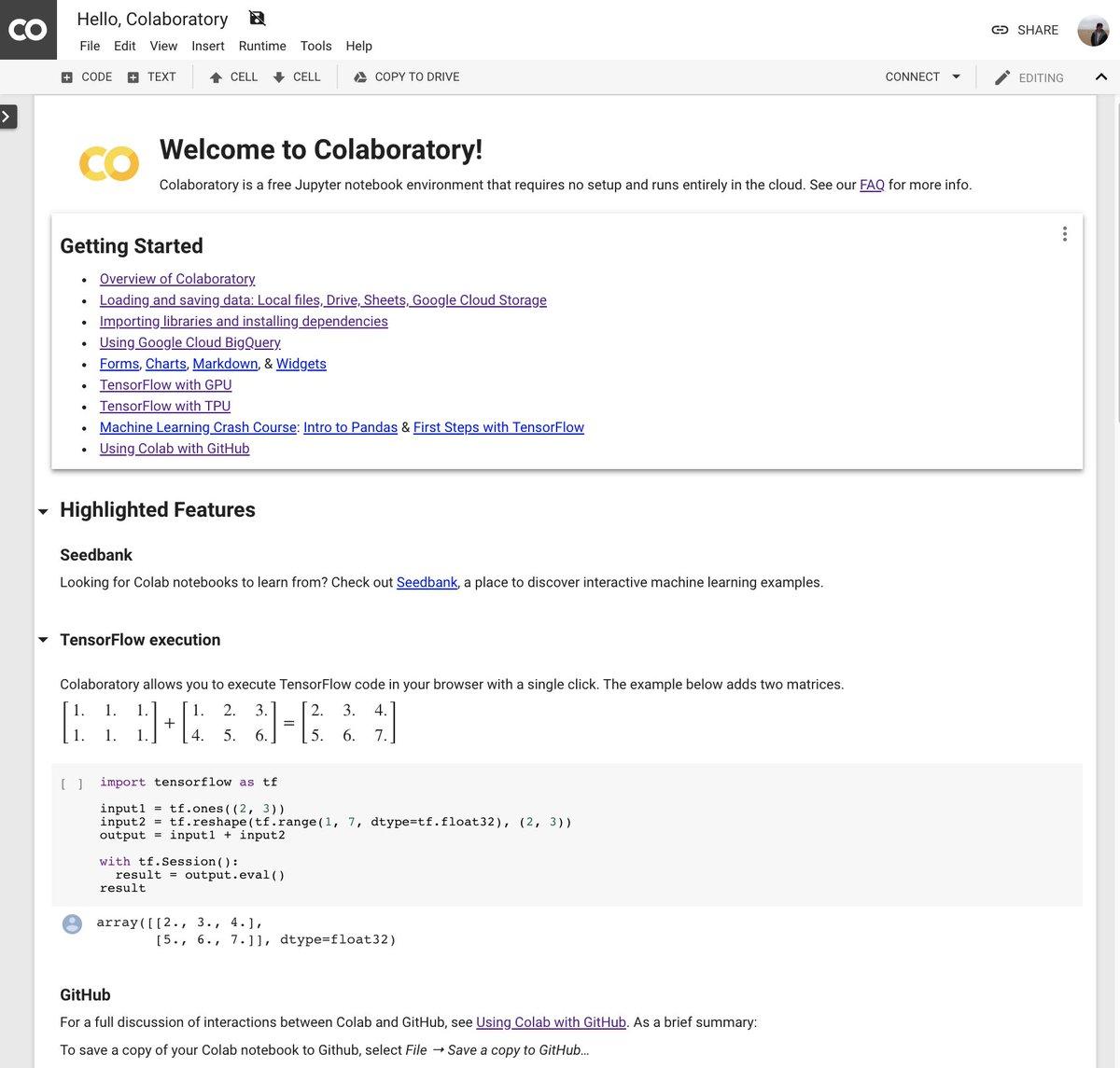 Google Machine Learning Crash Course Github - Quantum Computing