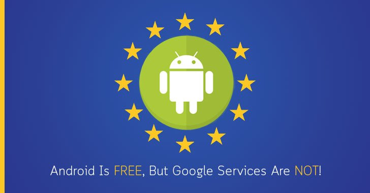 Google will charge #Android phone makers to pre-install its apps on devices sold in Europe  https://t.co/mOCH8B8VUm  Following EU's #antitrust cases against #Google, the company introduces new paid licenses for device manufacturers who don't want to pre-install Google apps.