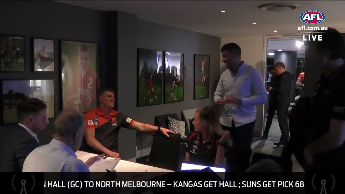 JUST IN: Dylan Shiel is a Bomber! The @GWSGIANTS have traded Shiel and a future round two pick to @EssendonFC for pick 9 and a future first round pick. Watch #DeadlineDay LIVE: afl.to/deadlineday