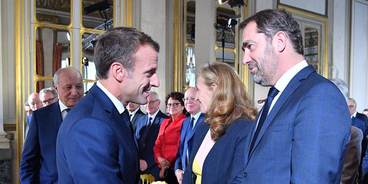 Comment Castaner est devenu le premier marcheur de Macron lejdd.fr/Politique/comm…