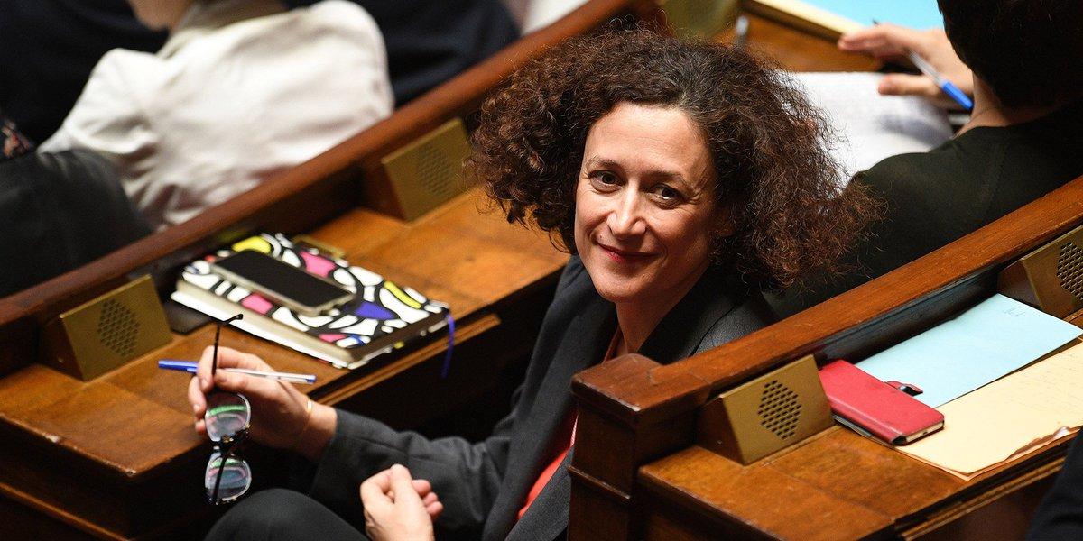 Emmanuelle Wargon, ex de Danone, favorable à lhuile de palme et désormais secrétaire dEtat à lEcologie lejdd.fr/Politique/emma…