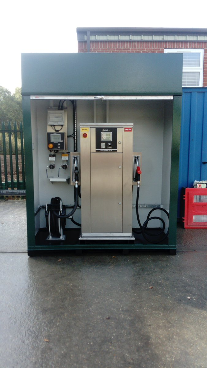 test Twitter Media - The complete fuel management package. All of our tanks are manufactured to BS799, BS2594/prEN and BS2654.  Fueltek equipment is manufactured in an ISO 9001:2015 quality environment ATEX Standard EN13617-1- CERT No.16ATEX9082X https://t.co/KJBKkrTqxB