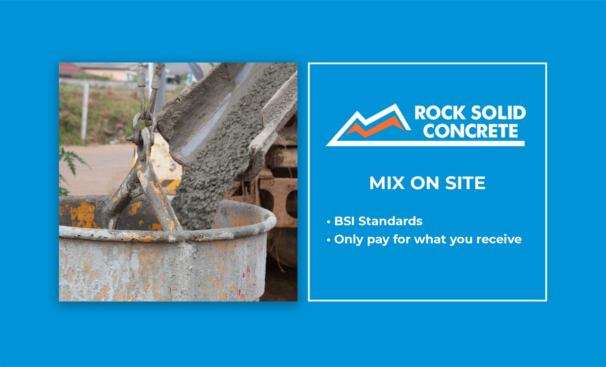Rock Solid Concrete >> Rock Solid Concrete On Twitter To Keep Our Concrete Fresh And