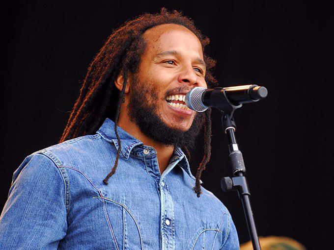 Happy Birthday, Ziggy Marley!