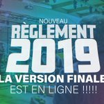 Image for the Tweet beginning: Le règlement final de la