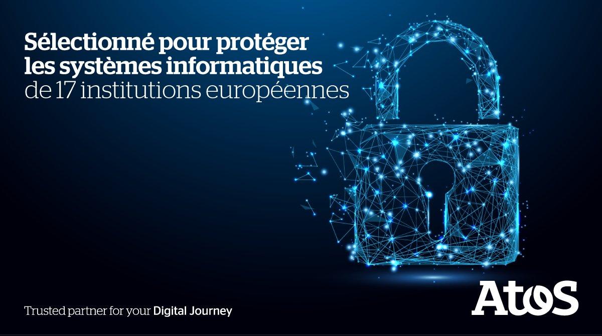 Nouveau contrat remporté, avec @AirbusCyber en chef de file du consortium, afin de fournir des solutions de #cybersécurité pour protéger les systèmes informatiques d\