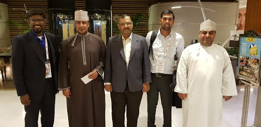 "test Twitter Media - Day 3 @ Gitex 2018. Visitors Time! Team #Gohls met various stakeholders from UAE, Oman!! Meet us in ""Stall-3 