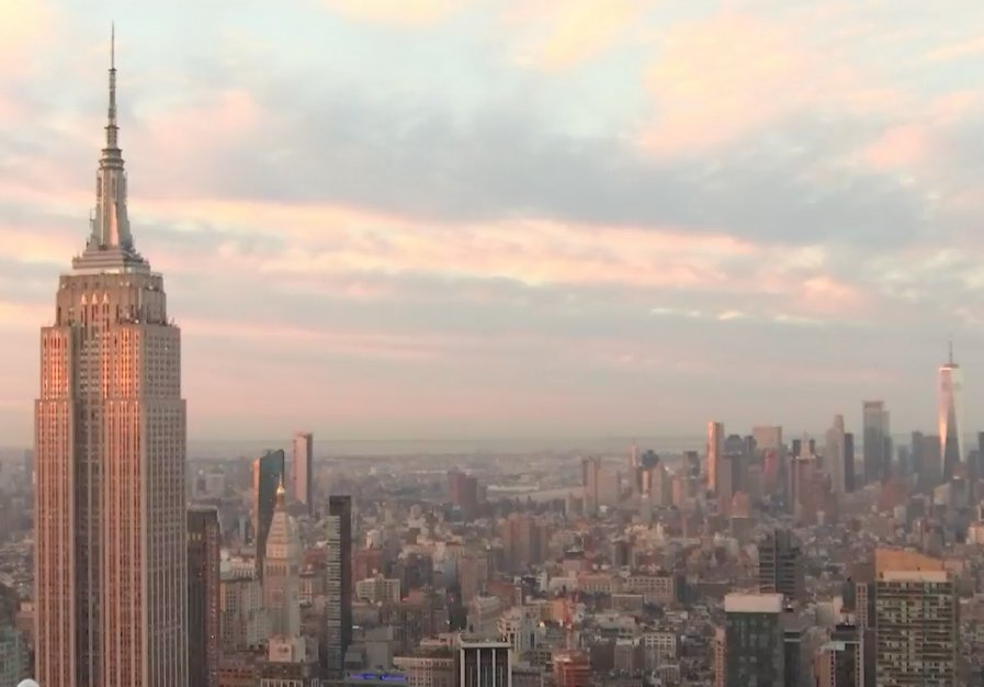It's a beautiful morning here in the Big Apple! Where are you tweeting from this morning? https://t.co/kGUyZXB2Qv